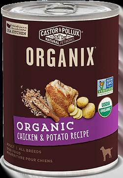 Castor & Pollux Organix