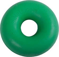 GoughNuts Green Ring Dog Toy