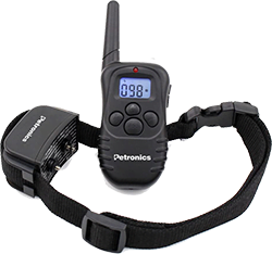 Petronics Rechargeable Shock Training Collar for Huskies
