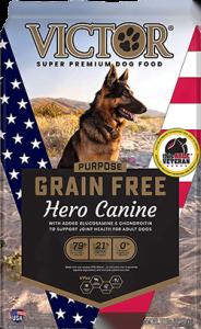 VICTOR Purpose - Grain Free Hero Canine