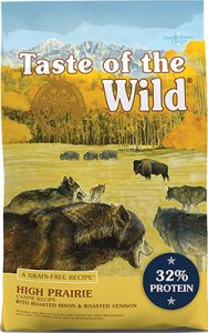 Taste of the Wild Dry Dog Food With Roasted Bison
