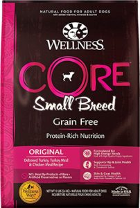 Wellness CORE High Protein Grain Free Natural Small Breed
