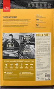 ORIJEN Puppy Dog Food High Protein