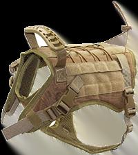 EJG Tactical Dog Harness