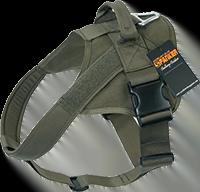 EXCELLENT ELITE SPANKER Tactical Dog Harness