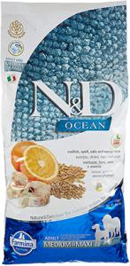 Farmina Natural & Delicious Ocean Ancestral Grain Cod