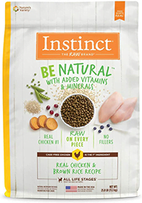 Instinct Be Natural Dry Dog Food