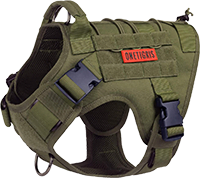 Tactical Dog Harness No-Pull