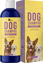 Cleansing Dog Shampoo for Smelly Dogs