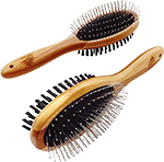 AtEase Accents Double Sided Dog Brush