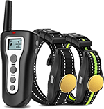 Casfuy Dog Training Collar with Remote