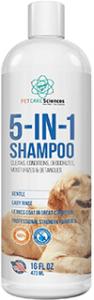 PET CARE Sciences Dog Shampoo for Shih Tzu