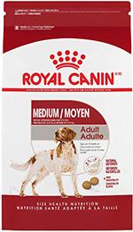 Royal Canin Medium Breed Adult Dry Dog Food