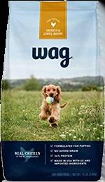Wag Dry Dog Puppy Food